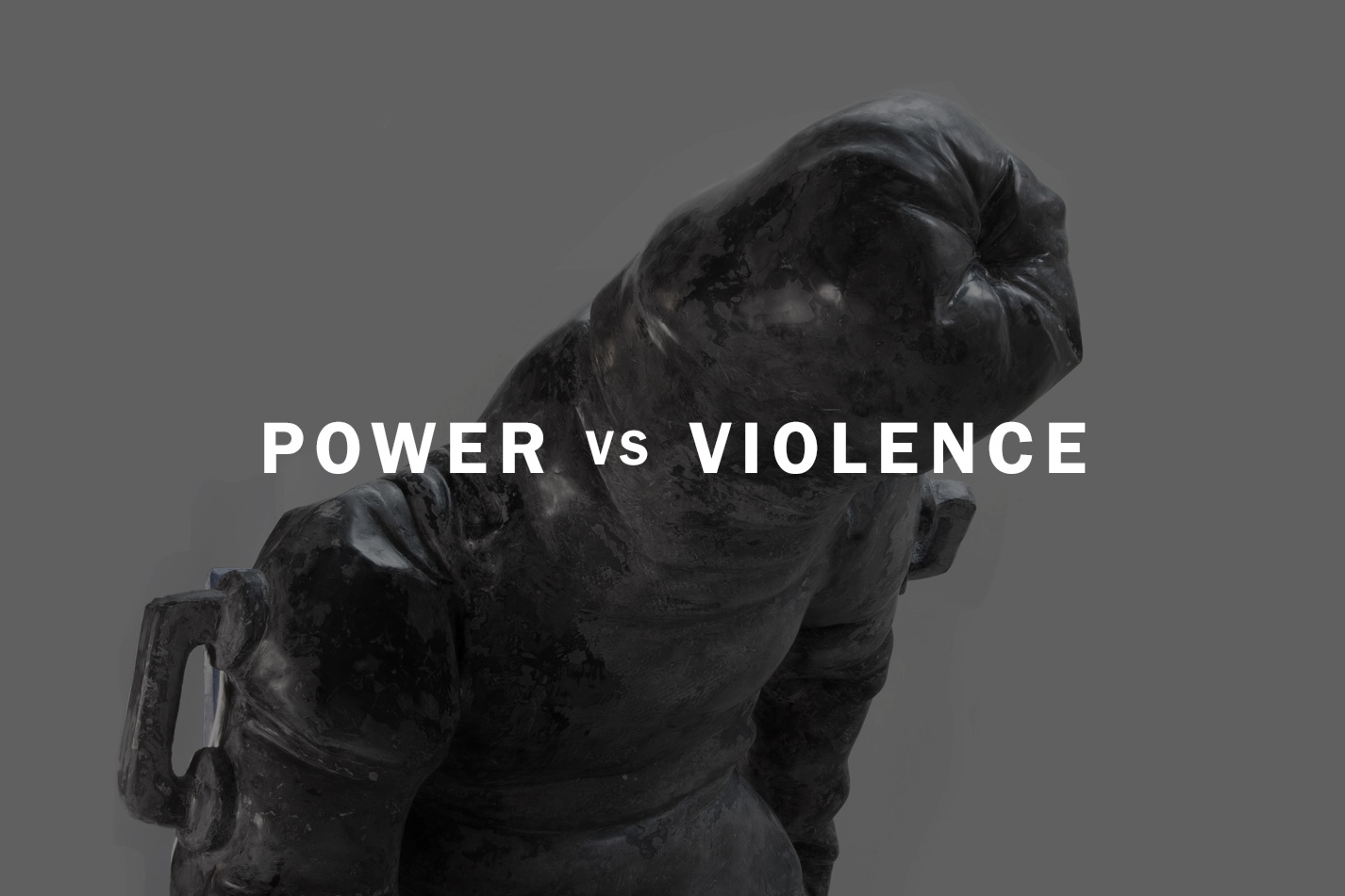 power vs violence